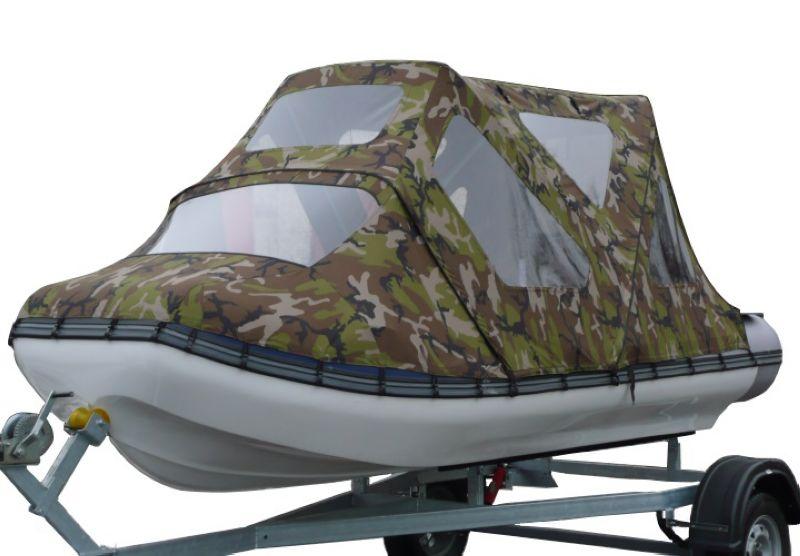Тенты на лодки скат